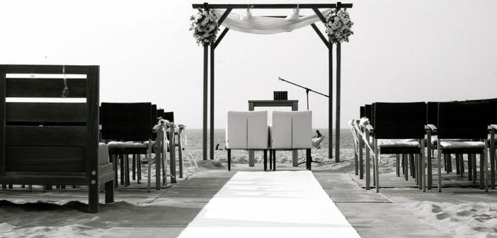 matrimonio sulla spiaggia menù