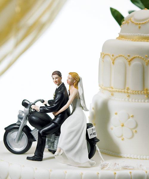 Torte Nuziali e Cake Toppers Originali